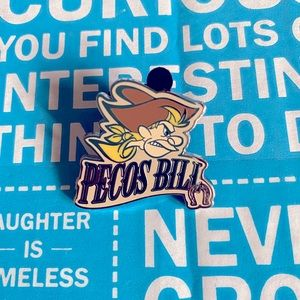 Fantasyland Football Mystery Pin - Pecos Bill